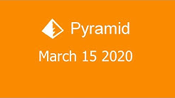 Microsoft Solitaire Collection - Pyramid - March 15 2020