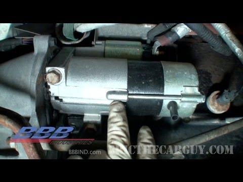 1997 Mercury Cougar Fuse Box Diagram How To Shim A Starter Ericthecarguy Youtube