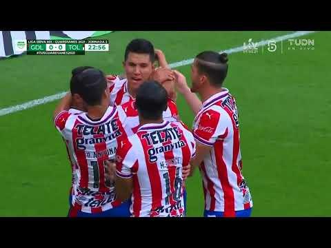  Chivas unable to beat Toluca in home opener