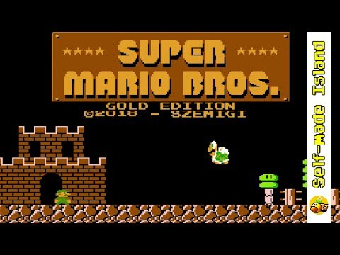 Super Mario Bros. Gold Edition (Side B) • Super Mario Bros. ROM Hack