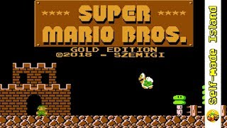Super Mario Bros. Gold Edition (Side B) • Super Mario Bros. ROM Hack