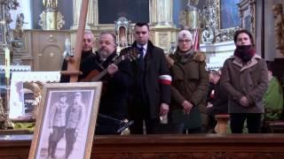 Msza Święta w intencji Żołnierzy Wyklętych- Pułtusk (26.02.17)