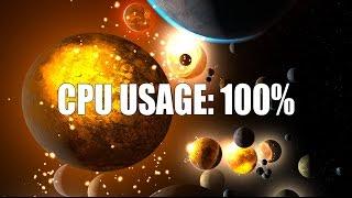 Universe Sandbox 2 Will Wreck Your CPU