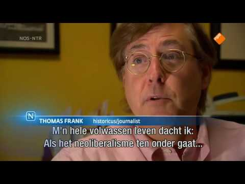 Thomas Frank interviewed on Dutch television programme, Nieuwsuur, 22nd November 2016