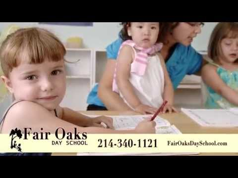 Fair Oaks Day School | Childcare Center Offering Traditional & Montessori Education in Dallas, TX