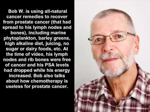 Natural Cancer Cures - Prostate Cancer Treatment