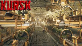 KURSK - Ep. 03 - Exploring Nuclear Submarine & Weapons Systems Repair | Kursk Gameplay