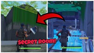 Fortnite Glitches Saison 5 (Nouveau) Get Inside The Secret Room PS4/Xbox one 2018