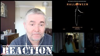 Halloween (2018) - Trailer Reaction