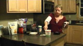 Strawberry Protein Shake From Live Well Fitness, Llc