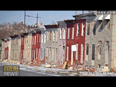 The Destruction of Baltimore's Middle East Community - Marisela Gomez on RAI (2/4)