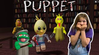 Roblox Puppet Game! My Mom Is …