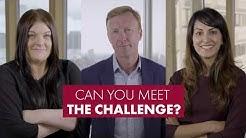 Meeting the challenge: Your Recruitment Career with Robert Half