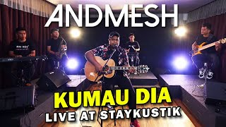 Cover images Andmesh - Kumau Dia (Live at Staykustik)