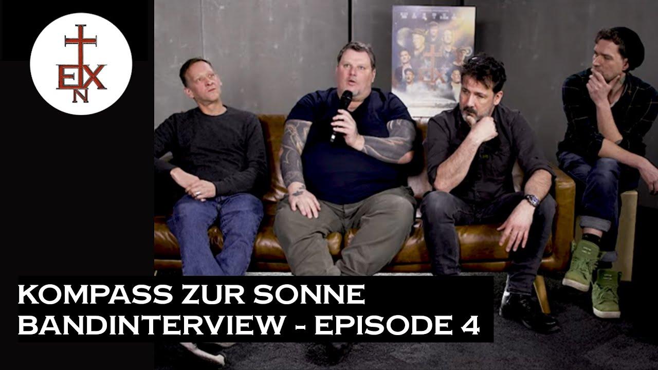 #InExtremo25 - Erwartungen, Wünsche, Träume der Band   Bandinterview Episode 4