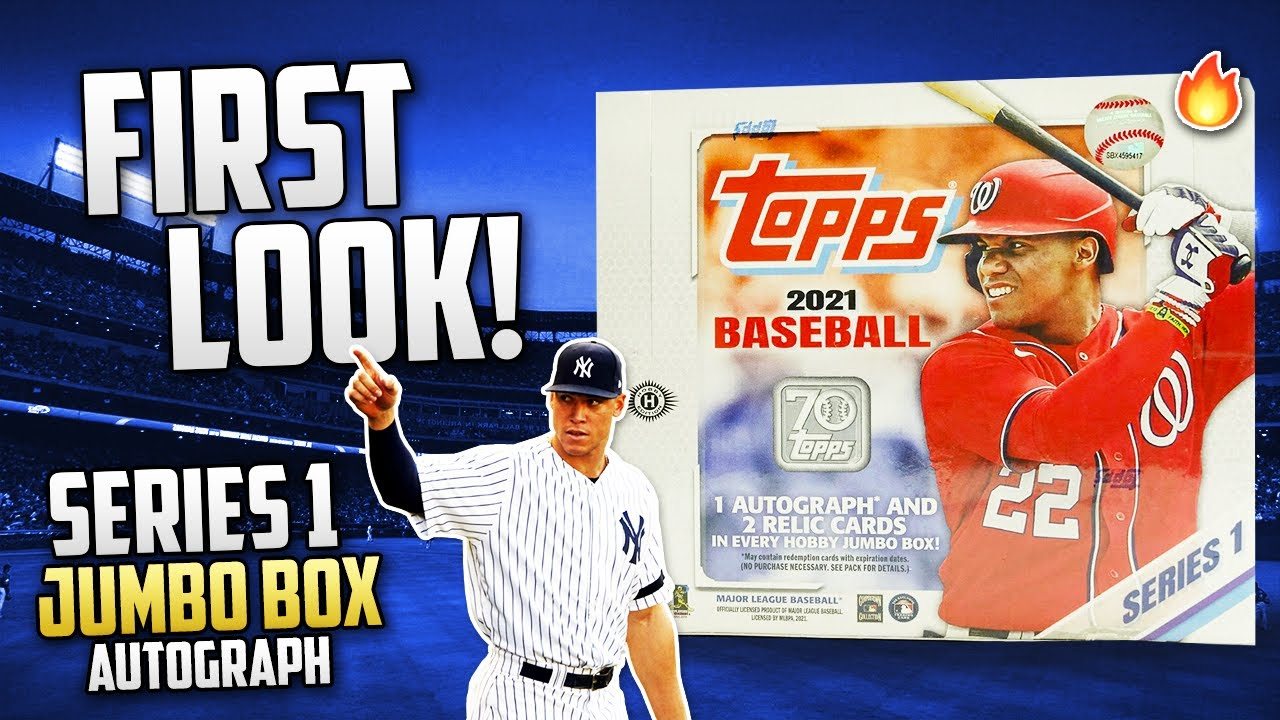 TOPPS SERIES 1 RELEASE DAY!!! 😍