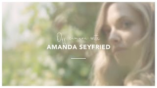 Off Camera With Amanda Seyfried | Jaeger-LeCoultre