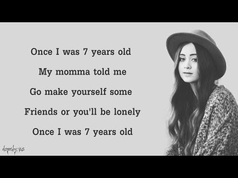 7-years---lukas-graham-(cover-by-jasmine-thompson)(lyrics)