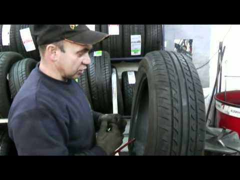 Как правильно бортировать шины на шиномонтаже