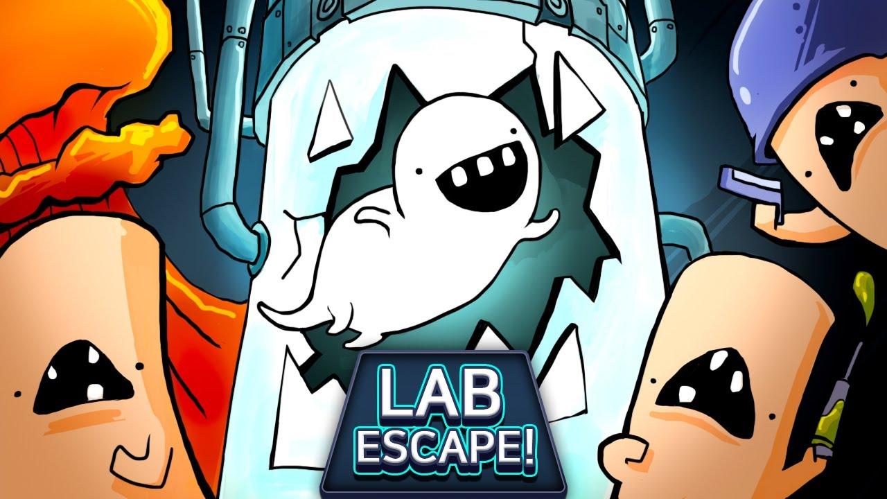 LAB Escape! Android Gameplay u1d34u1d30