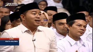 Mata Najwa-Pilih Anies-Sandi, Pandji: Jakarta Butuh Pemimpin Bukan Pekerja