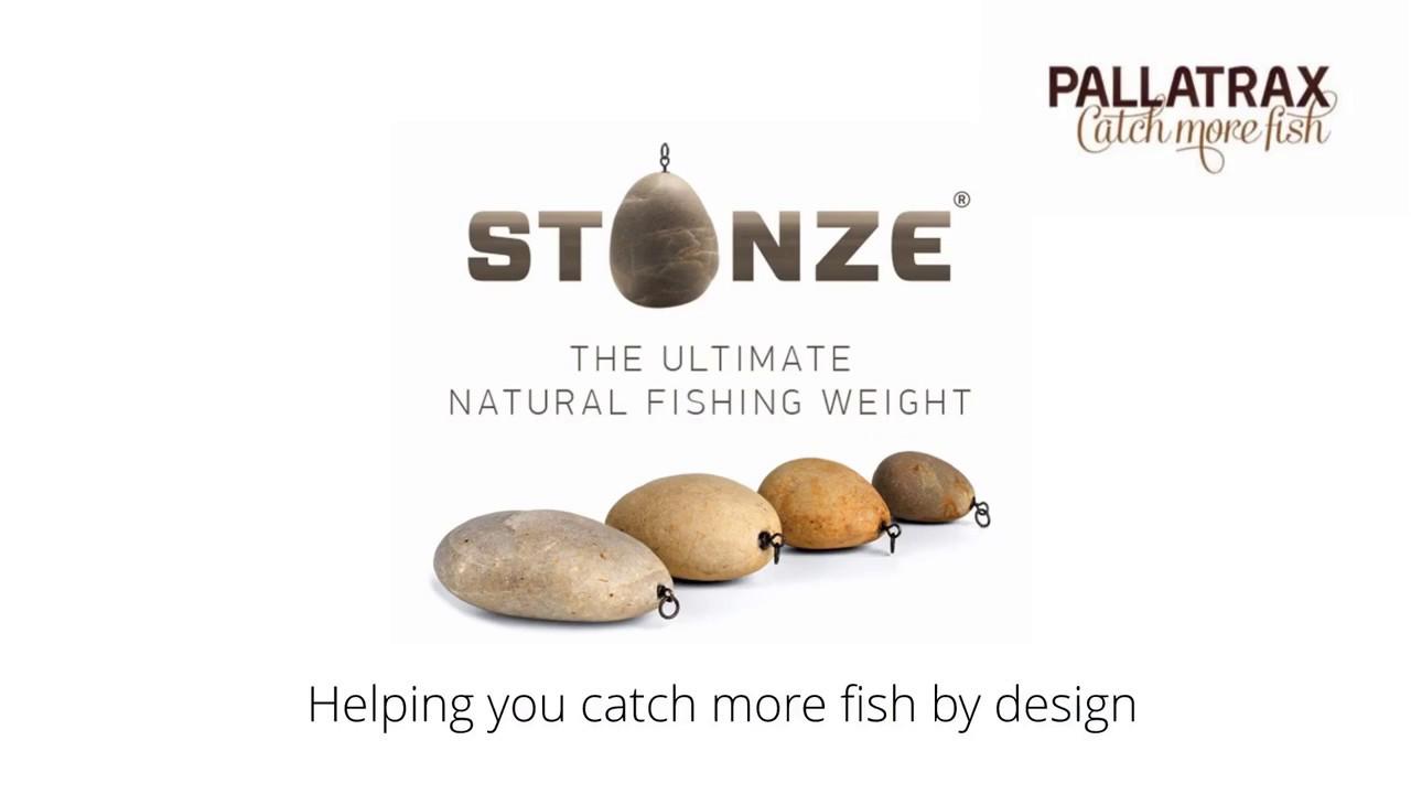 Natural Stone Swivel Fishing Weight Swivel Stone Pallatrax Stonze Multi Pack