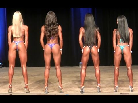 IFBB Pro Bikini All Callouts 2016 Ft. Lauderdale Cup