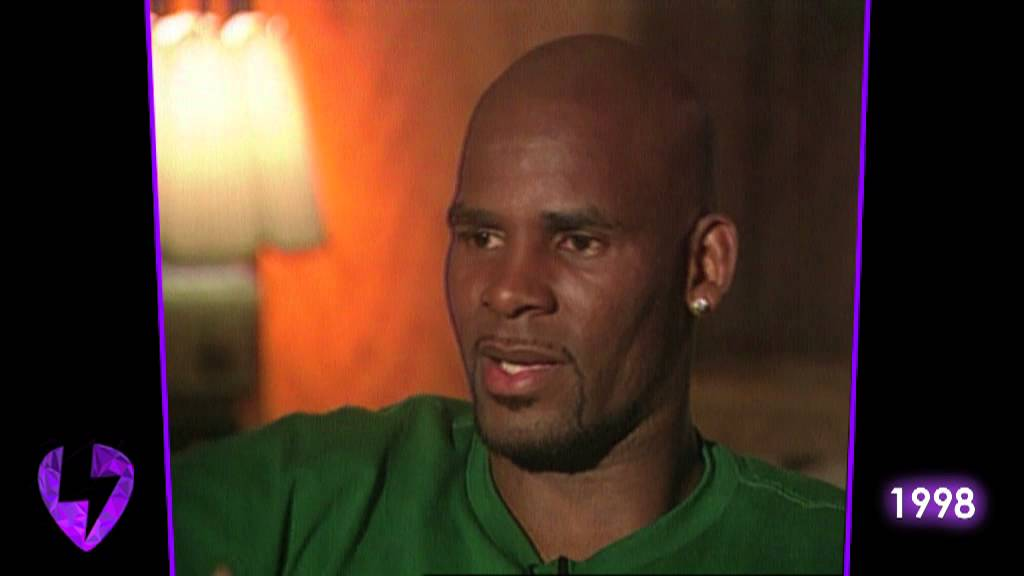 R Kelly: The Raw & Uncut Interview - 1998 - YouTube