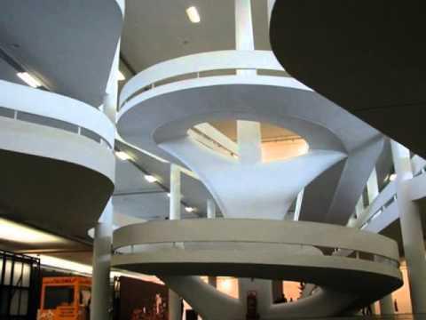 Architects and their works-OSCAR NIEMEYER
