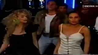 Severina, Burnač, Ivana B. i Sandi - Oglasi ( 1991.) spot