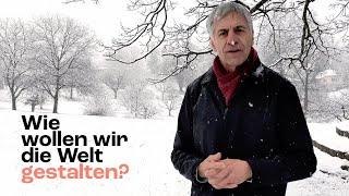 Wie wollen wir die Welt gestalten? - Podcast mit Gerald Häfner (Trailer)