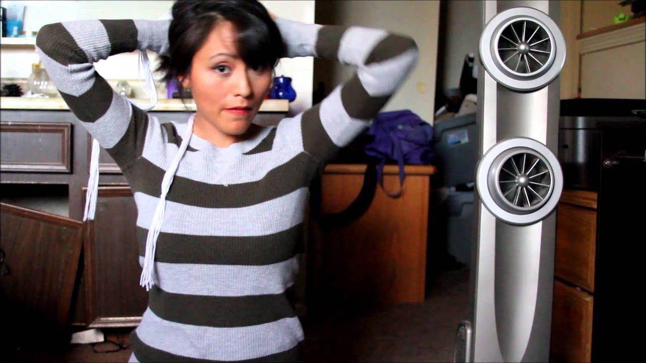 Tsiiyeel Navajo Hair Bun Fail Aka Not A Hair Bun Youtube