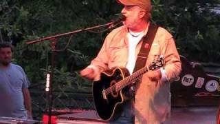 """PAT DAILEY @ ROCKIN ON THE RIVER 7-3-2008 """"Doobie and Brew"""""""