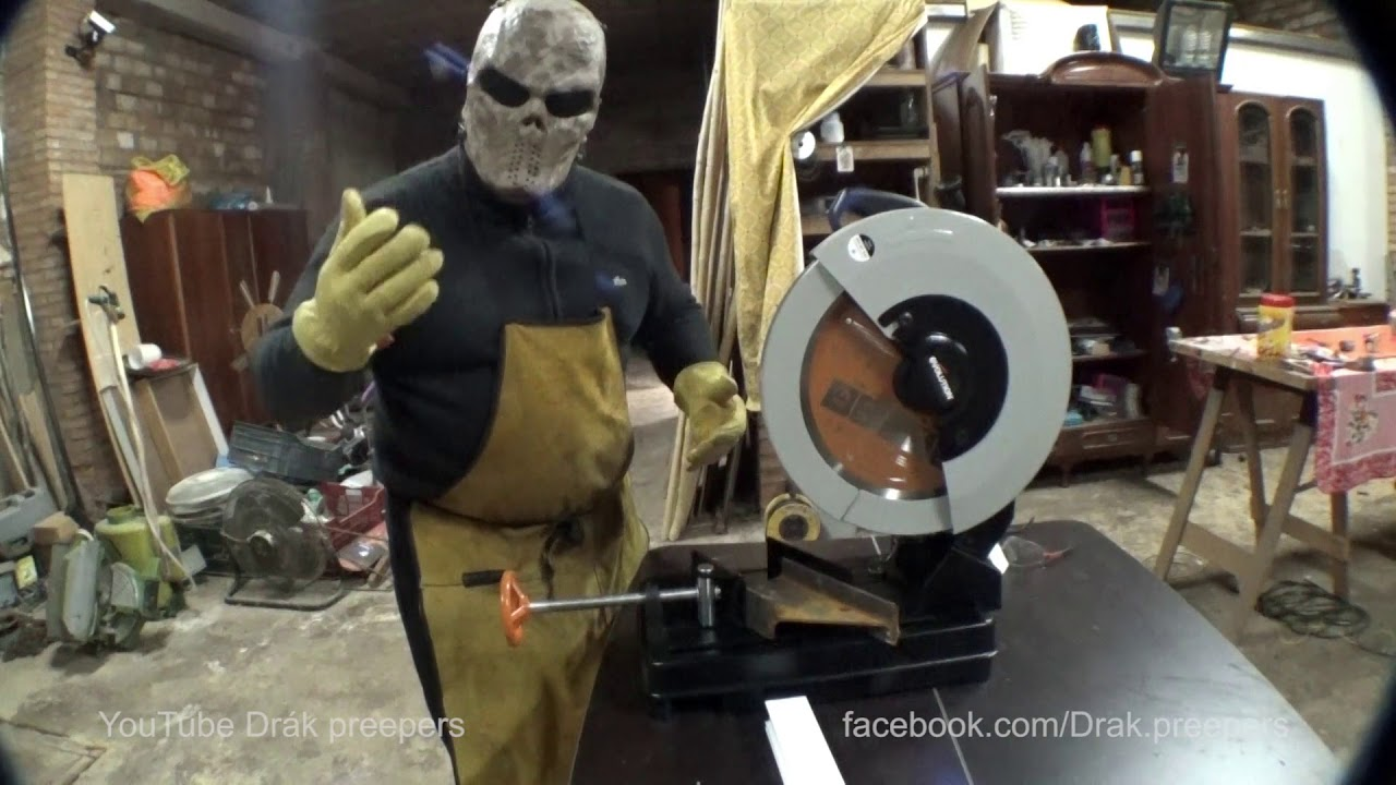 Como cortar hierro aluminio acero y pl stico en frio - Hierro y aluminio ...