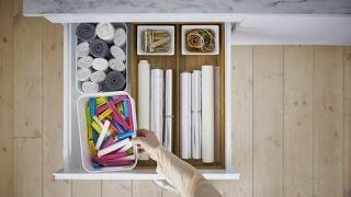 Daiktų laikymo menas: kaip susitvarkyti virtuvę?