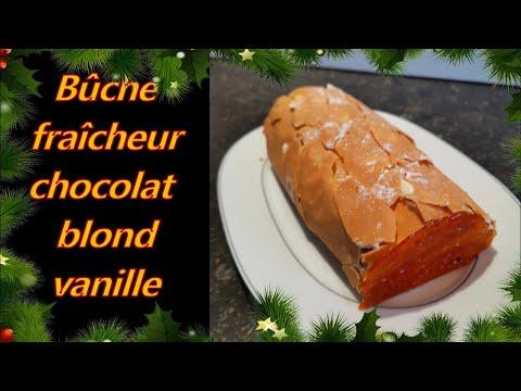 bûche-fraîcheur-chocolat-blond-vanille