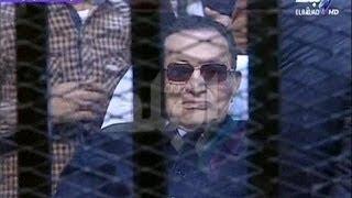 Египет с экс-президента Мубарака сняты обвинения в гибели участников революции