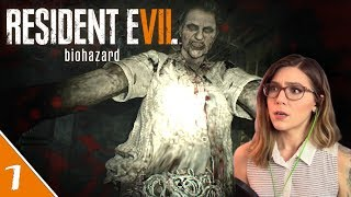 Mama Marg Bug Fight! | Resident Evil 7 Pt.7 | Marz Plays