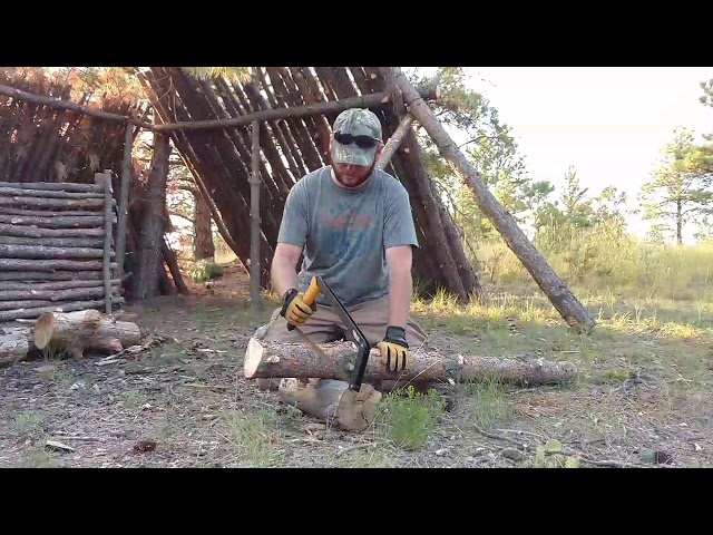 Agawa Canyon Boreal21 Folding Bow Saw Review