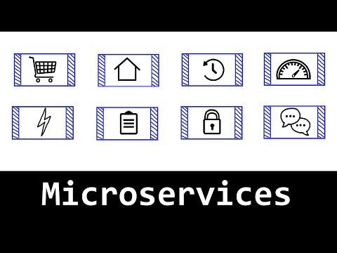 Comprendre les microservices en 6 minutes