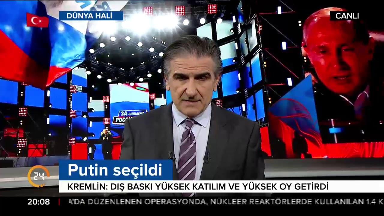 Selim Atalay ile Dünya Hali (19.03.2018)
