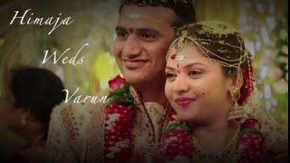 Our Wedding Promo- Himaja Weds Varun