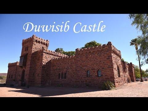 Duwisib Castle History Namibia Schloss Duwisib Kasteel
