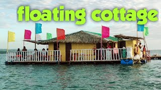 Bato Floating Cottage Brgy Dolho Bato leyte