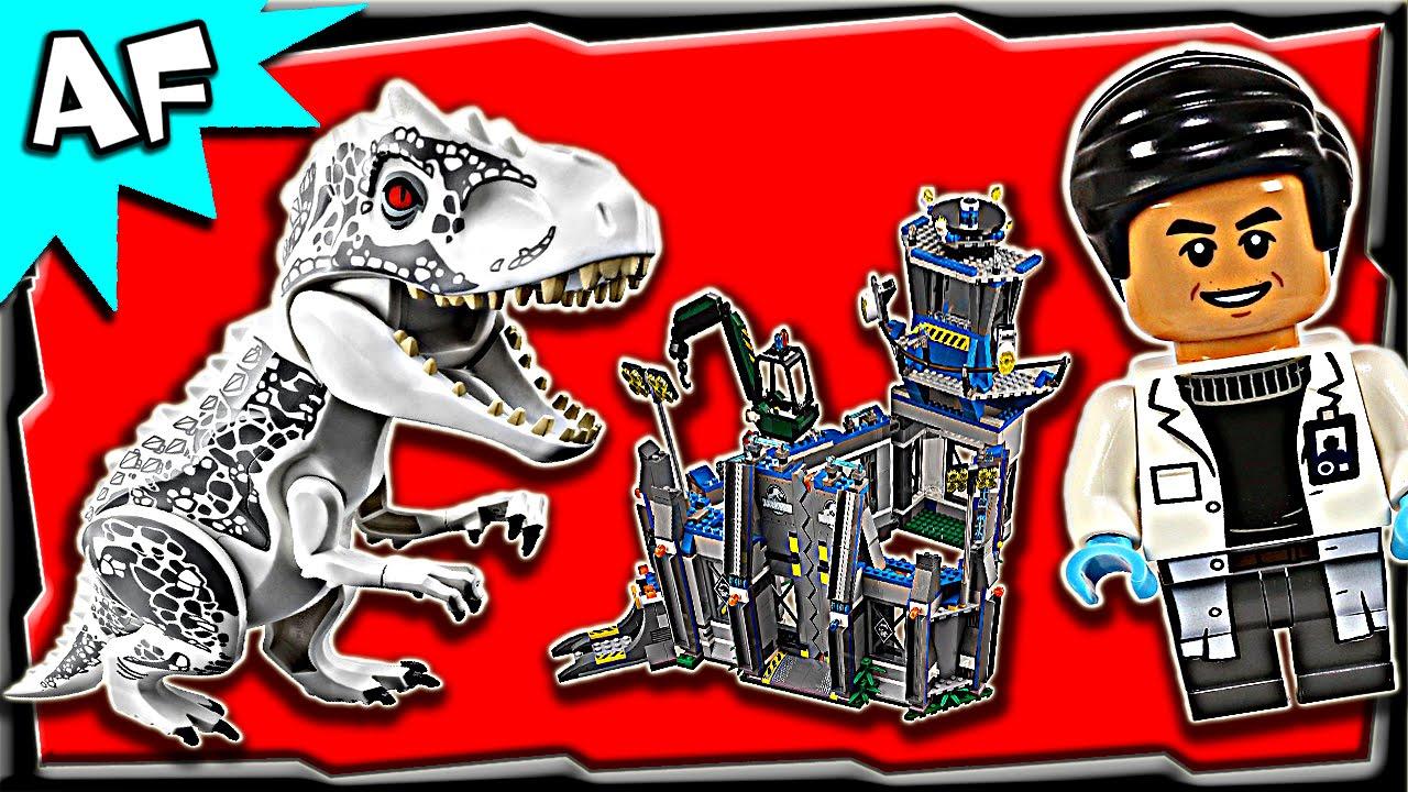 lego jurassic world 75919 instructions
