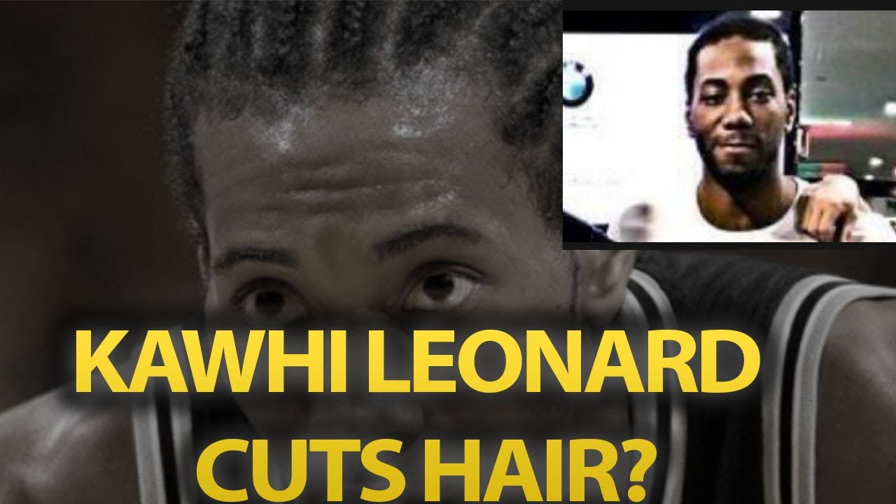 Kawhi Leonard Cuts His Hair. Will This Make Him More Of A Savage On The  Basketball Court?