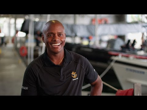 Jeff Clarke - Diver, Toronto Police Marine Unit