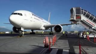 Air France (F-GSPF). Premier vol sur Tahiti avec cabines Best & Beyond. 15/03/2017