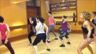 Видео: Reggaeton class. Sasha Lomakina. Урок реггетон. Саша Ломакина.