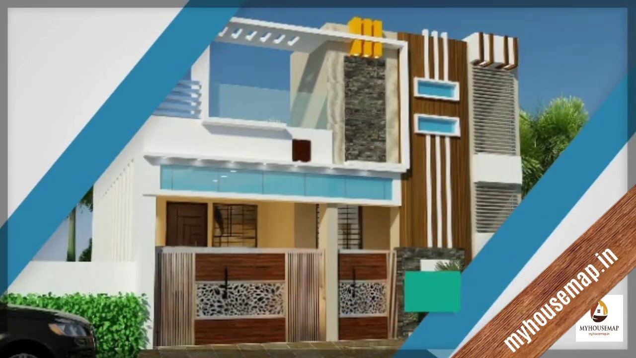 Get Best House Design Like House Plan And Front Elevation Design